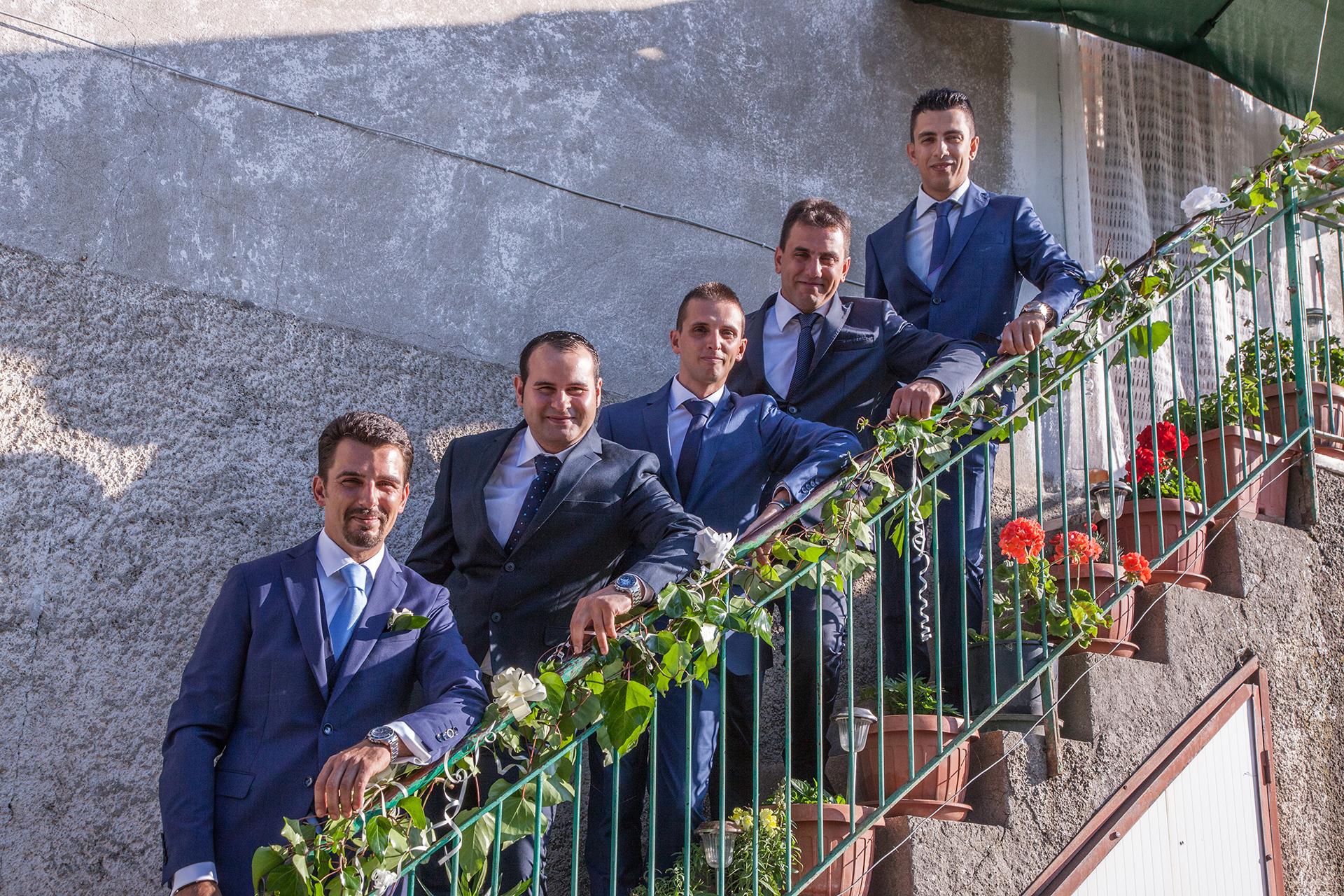 Matrimonio a Castelmezzano: Ferdinando e Annalisa Fotografo matrimonio Vito D'Andrea