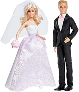 Barbie matrimonio
