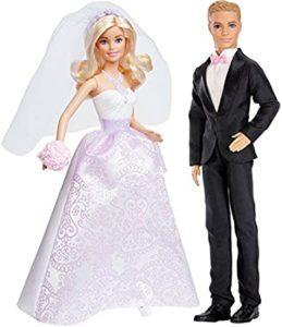 Barbie matrimonio